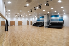 Dance studio internal