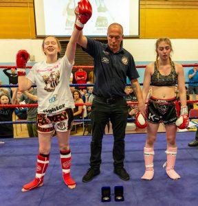 Amelia Petrie's Muay Thai - Welcome to St Thomas More